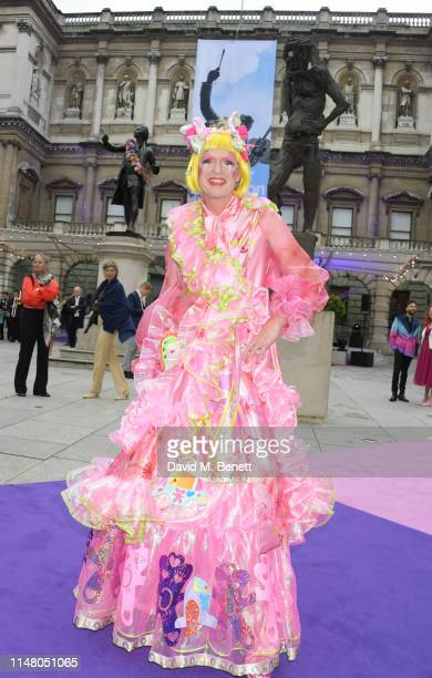 Grayson Perry attends The Royal Academy Of Arts Summer Exhibition preview party on June 4 2019 in London England