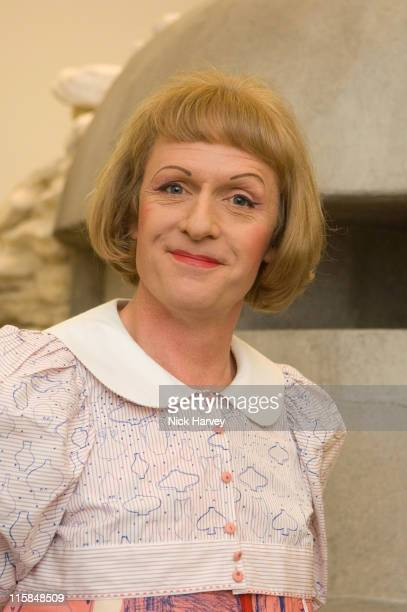 Grayson Perry during Allora and Calzadilla Exhibition Private Viewing and Live Performance at the Serpentine Gallery April 17th 2007 at Serpentine...