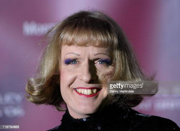 Grayson Perry during Great Britons 2006 Inside Arrivals at Guildhall in London Great Britain
