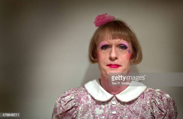 Grayson Perry Stock Photos and Pictures | Getty Images