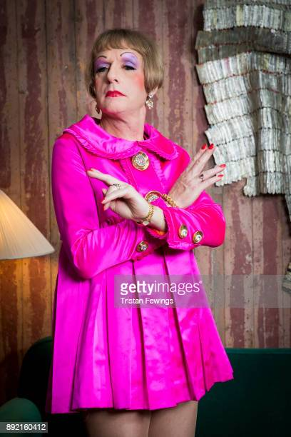 Grayson Perry RA standing in The Academicians Room at the Royal Academy of Arts is the coordinator of the 250th anniversary Summer Exhibition 2018...