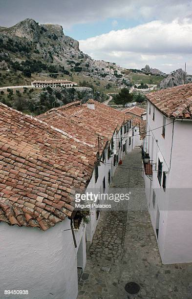Grazalema Cadiz Grazalema is one of the best examples of the socalled white Andalusian towns The entire township is part of the Sierra de Grazalema...