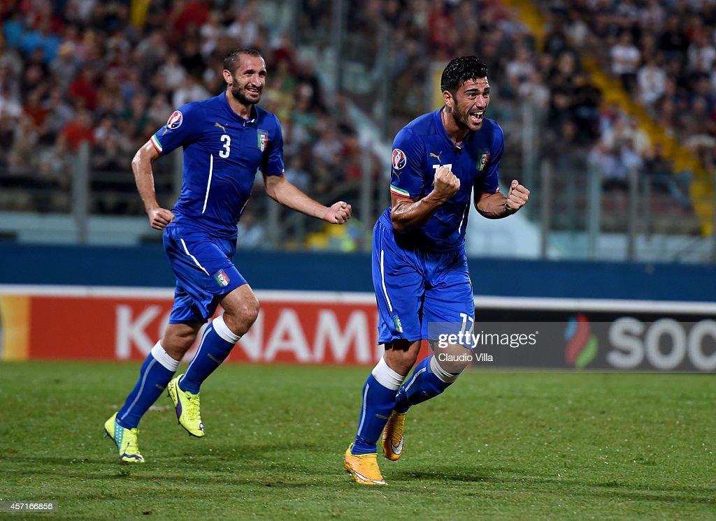 Malta v Italy - EURO 2016 Qualifier : News Photo