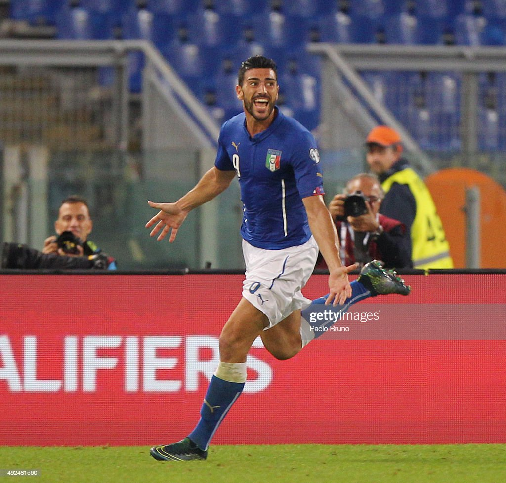 Italy v Norway - UEFA EURO 2016 Qualifier : News Photo
