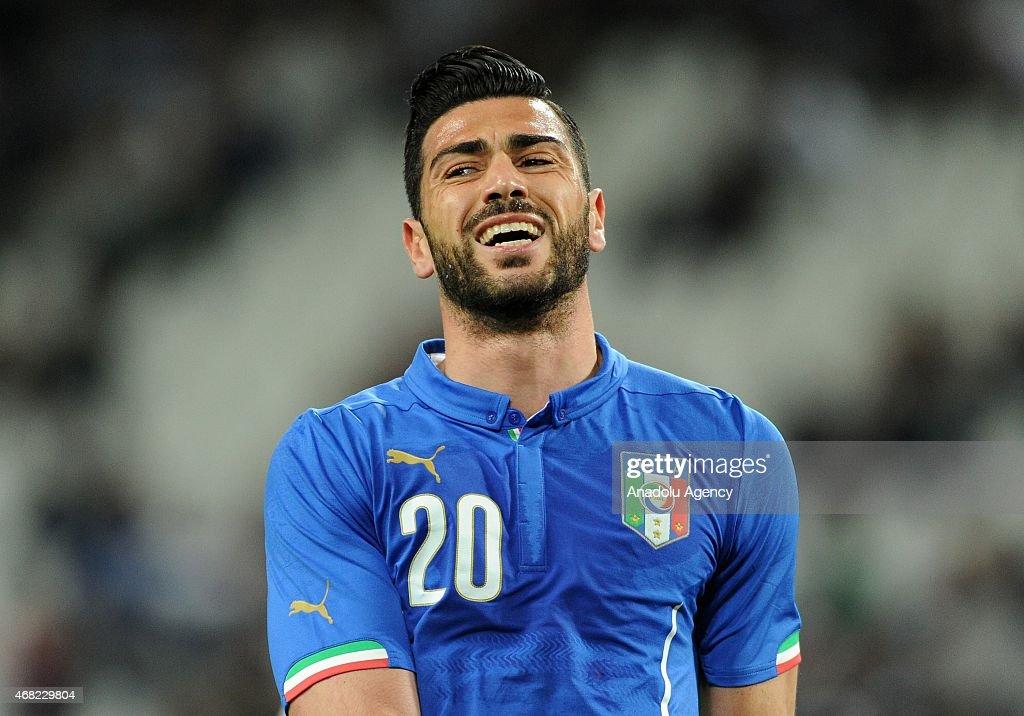 Italy vs England - International Friendly Match : News Photo