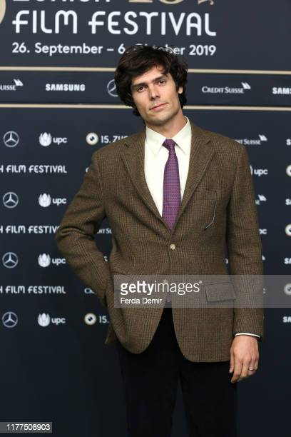 Grear Patterson attends the Giants Being Lonely photo call during the 15th Zurich Film Festival at Kino Corso on September 27 2019 in Zurich...