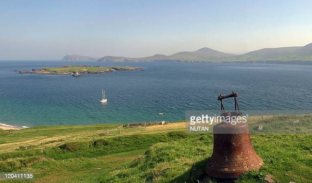 Great Blasket Island Ireland This bell was used in the film Ryan's daughter when it was shot in 1969 I don't know how it found its way to the islandI...