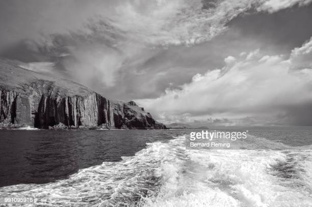 great blasket island. - great blasket island stock pictures, royalty-free photos & images