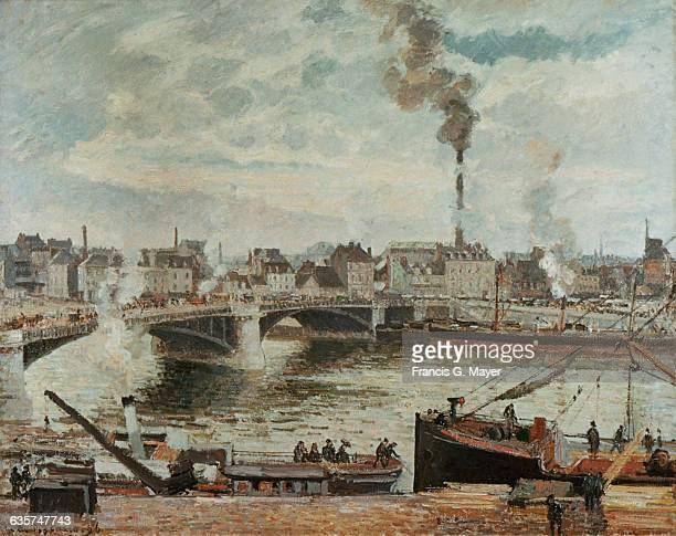 Great Bridge at Rouen The