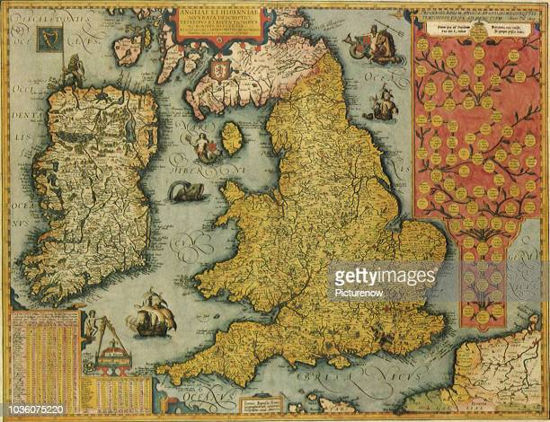 Great Britain 1606.