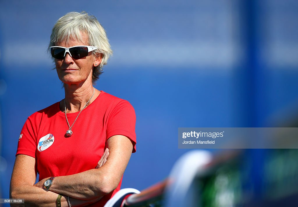 Georgia v Great Britain: Fed Cup Previews : News Photo