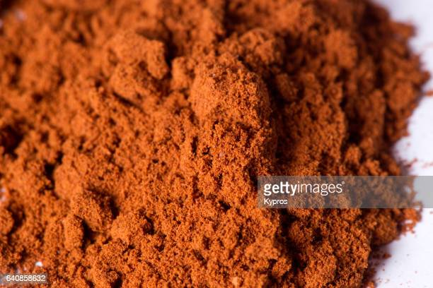uk, great britain, england, london, view of ground coffee - ground coffee stock photos and pictures
