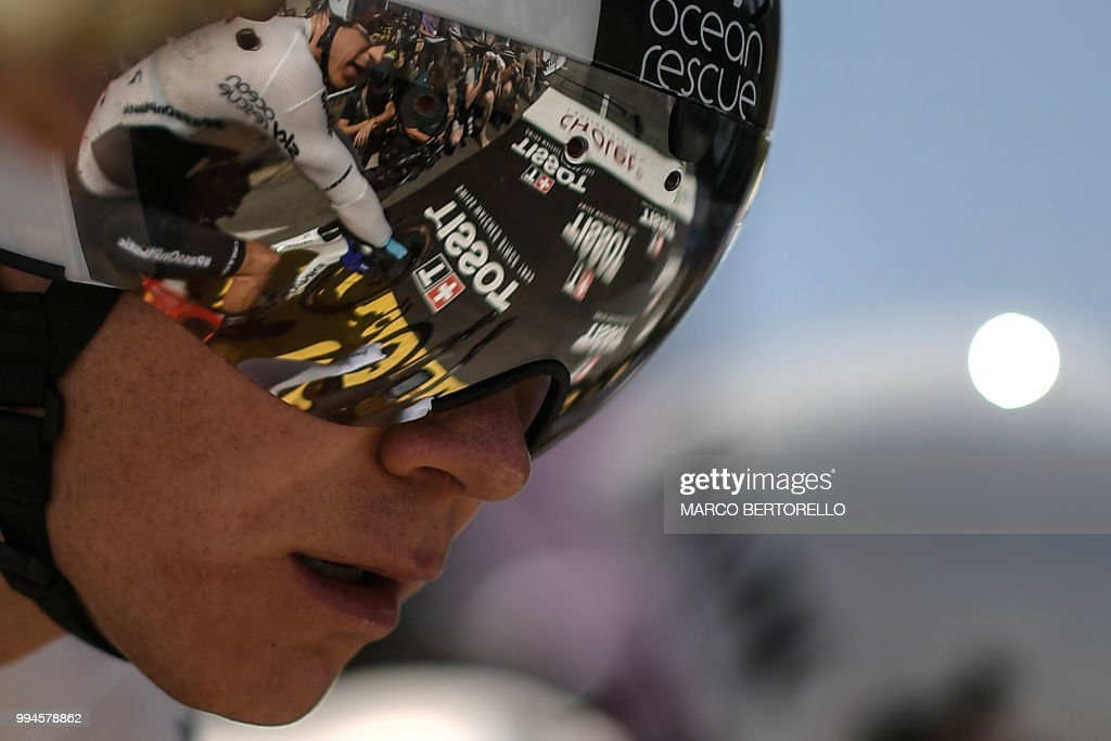 Trickle Down Tech At The Tour De France