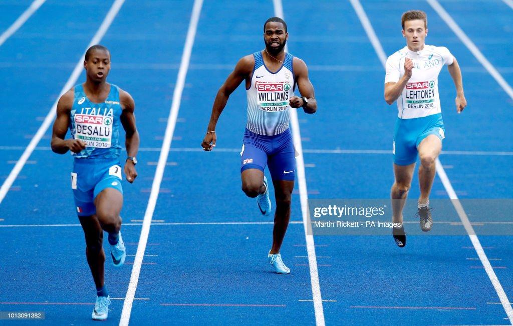 European Athletics Championships 2018 - Day Two : News Photo