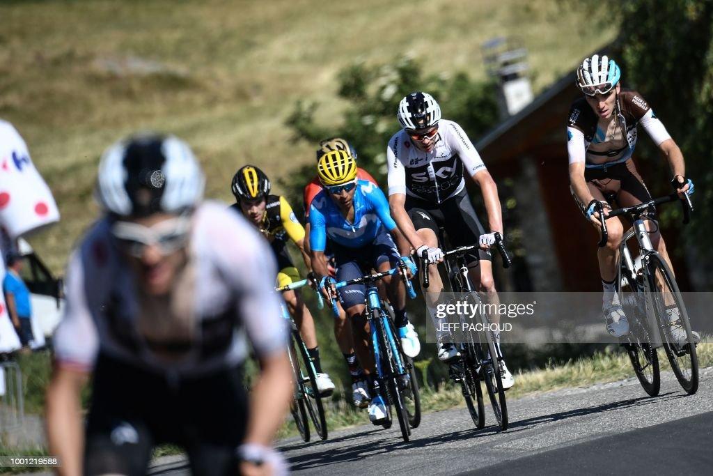Le Tour de France 2018 - Stage Eleven