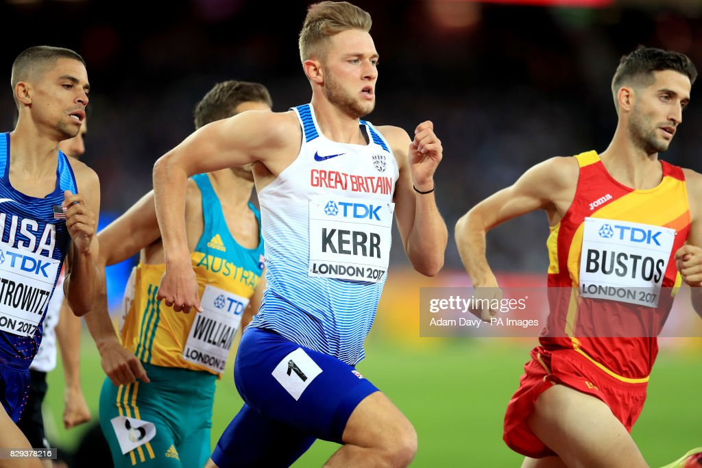 2017 IAAF World Championships - Day Seven - London Stadium : News Photo