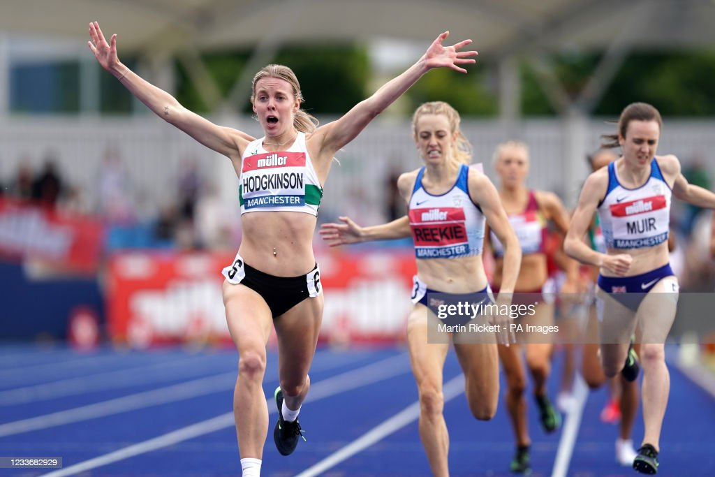 Muller British Athletics Championships 2021 - Day Three - Manchester Regional Arena : News Photo