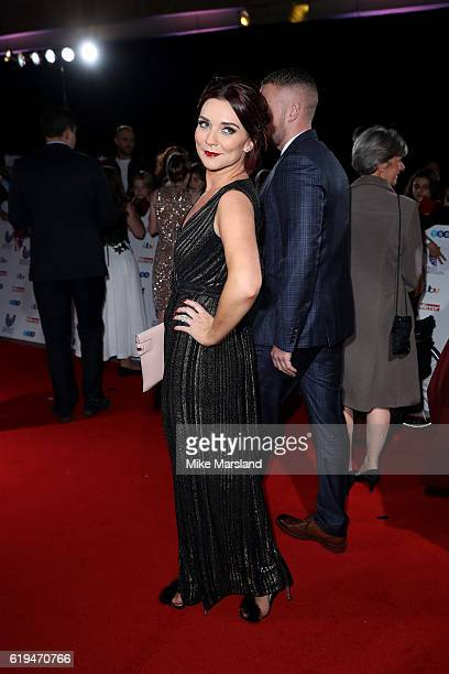 Great British Bake Off winner Candice Brown attends the Pride Of Britain Awards at The Grosvenor House Hotel on October 31 2016 in London England