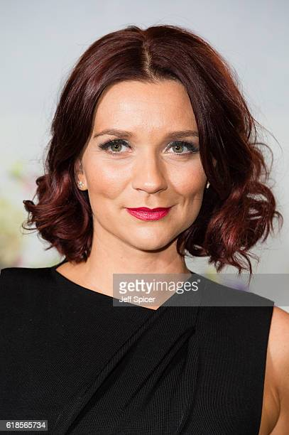 Great British Bake Off winner Candice Brown signs copies of 'The Great British Bake Off Perfect Cakes Bakes to Make at Home' at Waterstones...