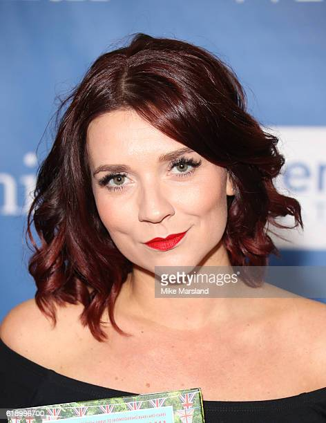 Great British Bake Off winner Candice Brown signs copies of 'The Great British Bake Off Perfect Cakes Bakes to Make at Home' at WHsmith on October 29...