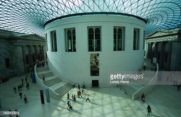 Great Court of British Museum.