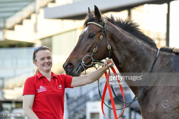 Great Duchess after winning the Neds Same Race Multi Hcp at Caulfield Racecourse on May 30 2020 in Caulfield Australia