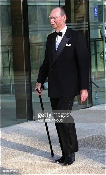 Great Duke Jean of Luxembourg The festivities marking the 25th wedding anniversary of Grand Duke Henri and Grand Duchess Maria Teresa will start with...
