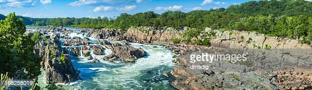 Great Falls of the Potomac Panorama