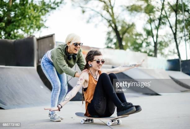 Grandes patinadores femeninos