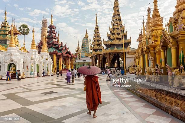 Great Golden Stupa, Shwedagon Paya, Myanmar