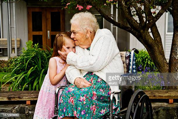 great grandmothers 90th birthday party - great grandmother stock pictures, royalty-free photos & images
