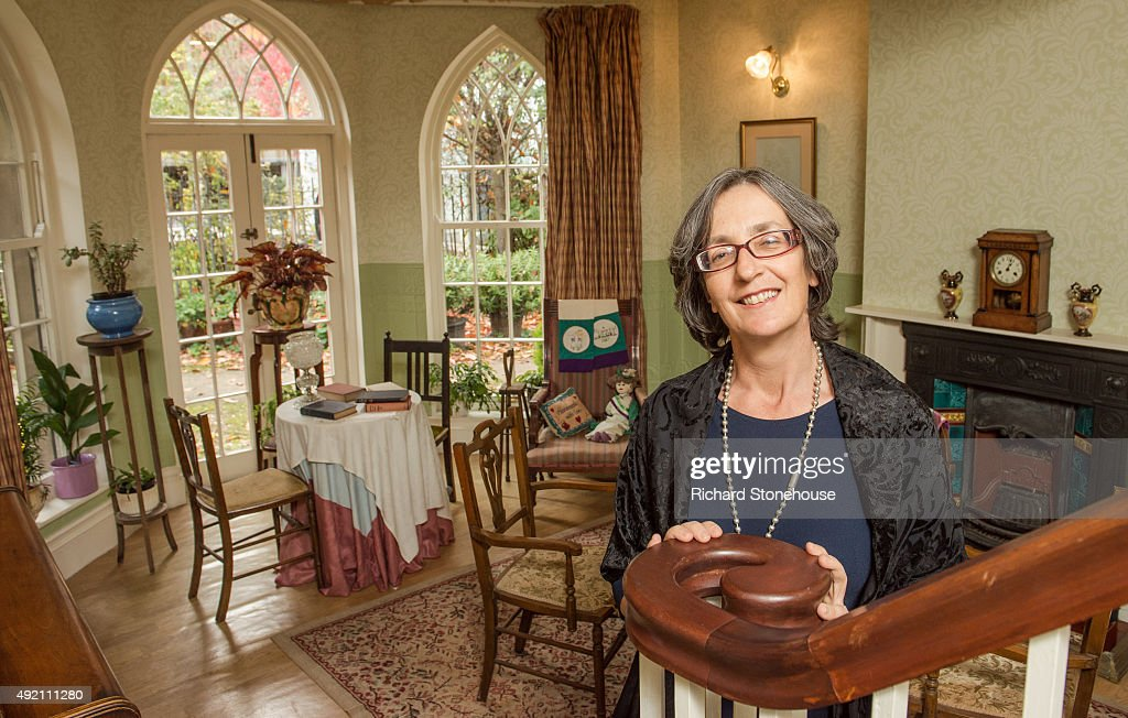 Great Great Graddaughter of Emmeline Pankhurst, Dr Helen Pankhurst poses in the Parlour of the former home of Emmeline Pankhurst and where the Suffragette movement began on October 8, 2015 in Manchester, England. The Pankhurst Centre was home to Emmeline Pankhurst and her daughters Christabel and Sylvia and is the birthplace of the Suffragette campaign for Votes for Women. The Parlour where the first WSPU (Women's Social and Political Union) meeting was held has been recreated as part of the museum which also hosts a number of women's organisations, projects that support women and a food bank.