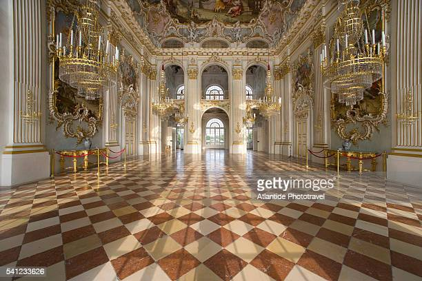Great Hall of Schloss Nymphenburg