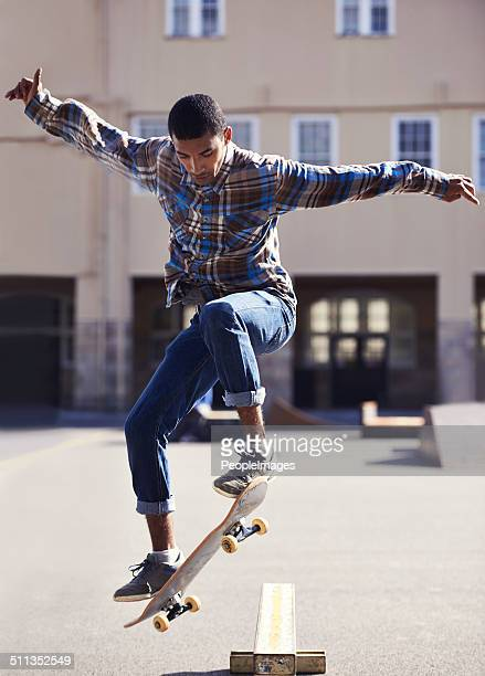 great hang time on the ollie - ollie pictures stock pictures, royalty-free photos & images