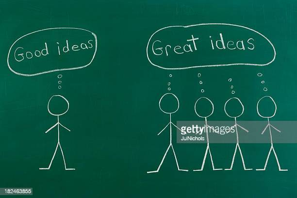 Great Ideas with Teamwork
