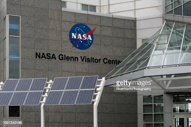 great lakes science center, cleveland - nasa fotografías e imágenes de stock