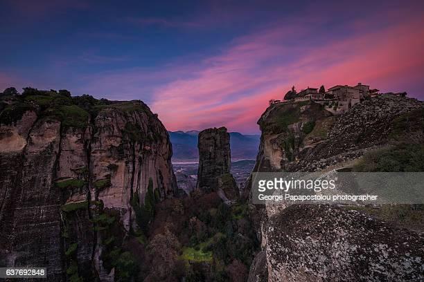 Great Meteoro monastery Greece