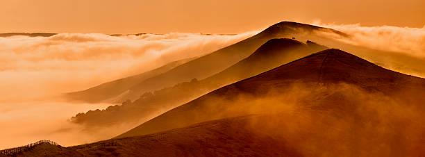 Great misty Ridge, Peak District