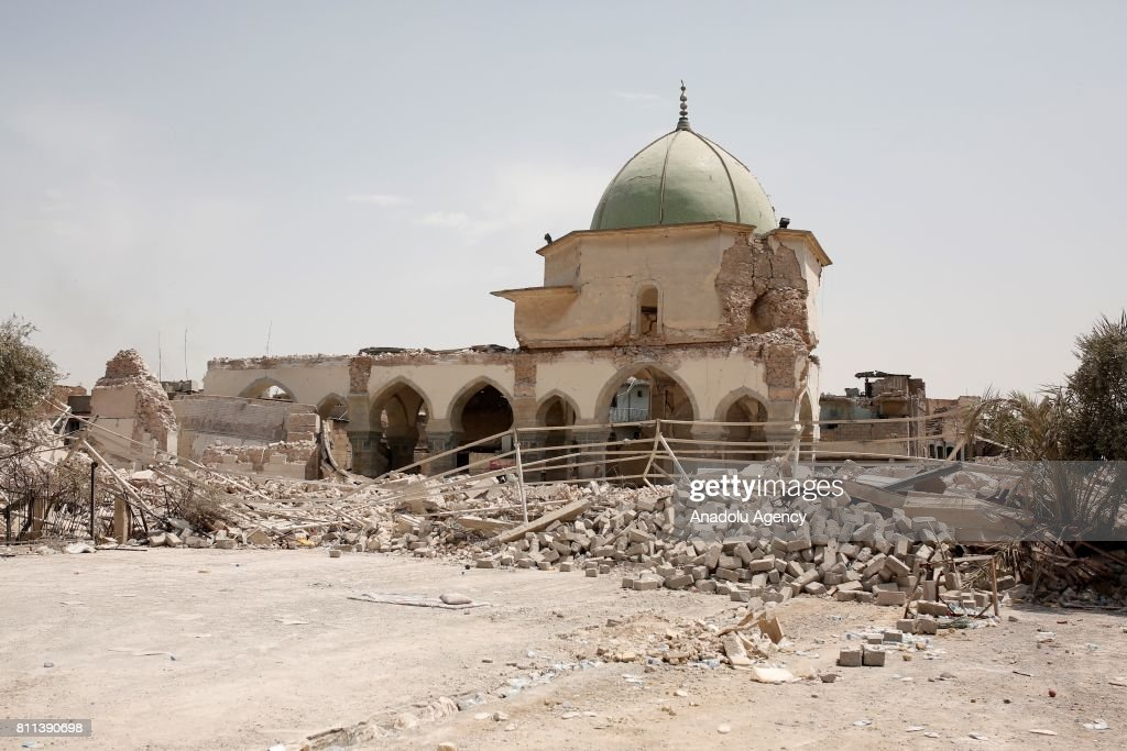 Iraqs Mosul completely freed from Daesh : News Photo