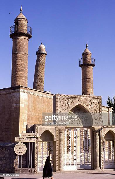 Great Mosque of al-Nuri in Mosul