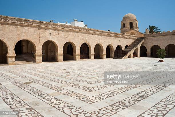 great mosque of sousse, tunisia - sousse stock pictures, royalty-free photos & images