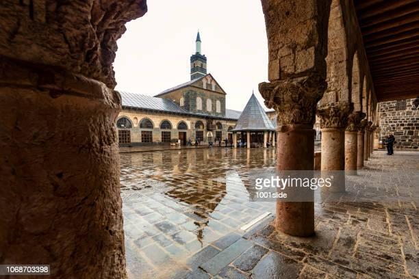 Great (Ulu) Mosque view Diyarbakir, Turkey