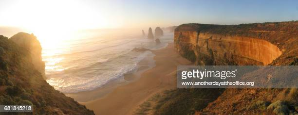 great ocean road - victoria australia stock pictures, royalty-free photos & images
