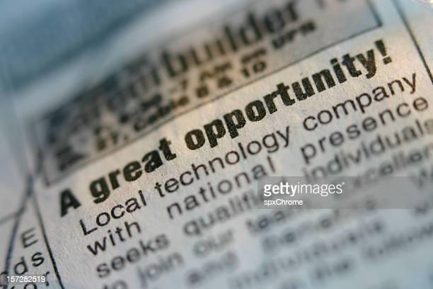 Gran oportunidad