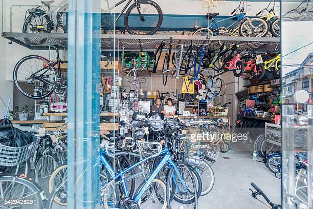 great place to work - bicycle shop stock pictures, royalty-free photos & images