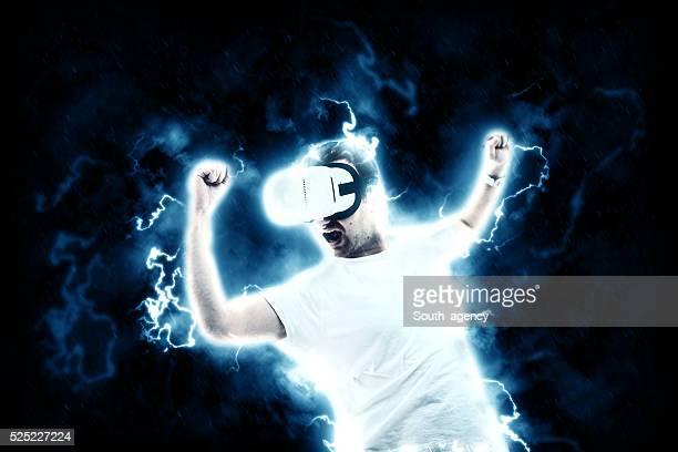 Great power of virtual world