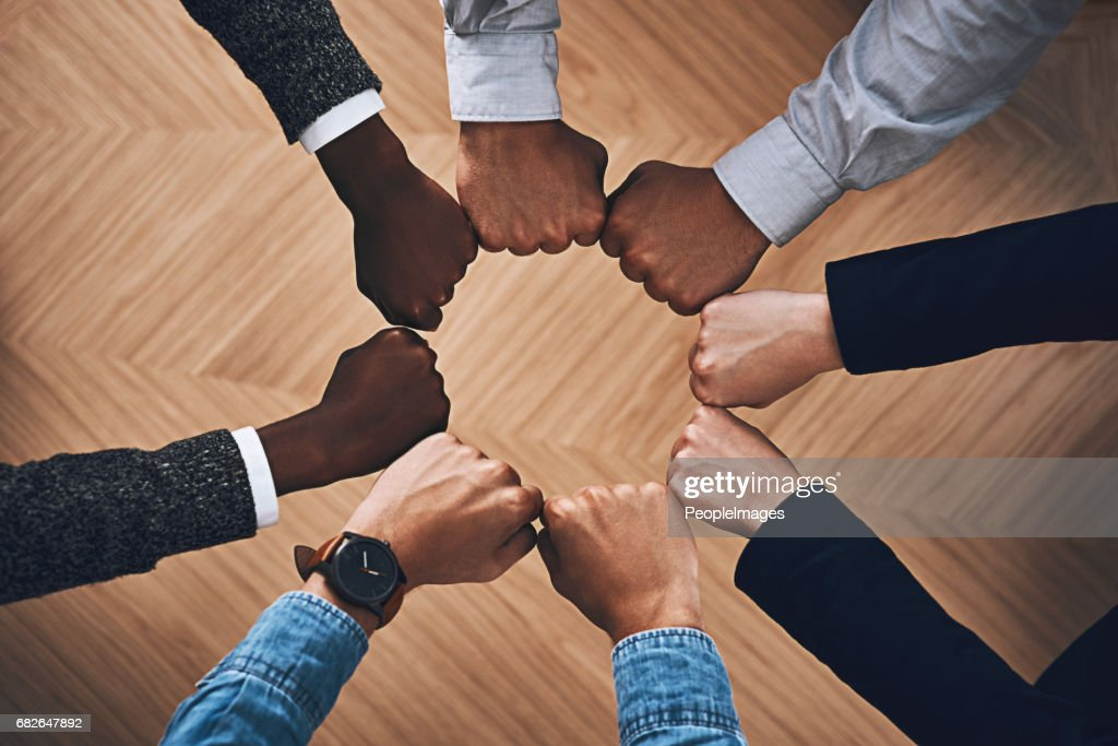 Great Power Stems From Unity Stock Photo - Getty Images