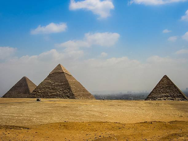 Great Pyramids of Egypt