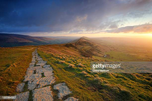Great Ridge, Peak District National Park