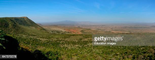 Great Rift Valley escarpment Kikuyu Escarpment Kenya